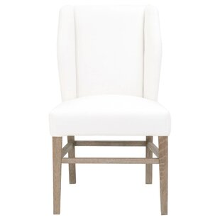 Unruh Upholstered Dining Chair (Set of 2) Gracie Oaks