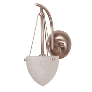 Woolwich 1-Light Bath Sconce by Latitude Run