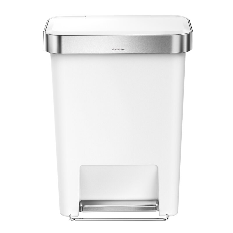 Simplehuman 11 9 Gallon Step On Trash