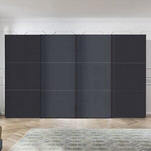 Schwebetürenschrank Solutions, 400 cm B x 68 cm T von Express Möbel