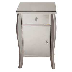 1 Drawer 1 Door Bombay Accent Cabinet