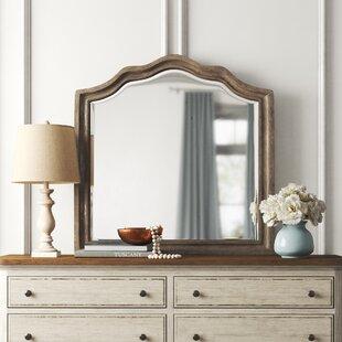 French Mirror Dresser Wayfair