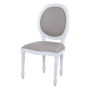 Bargain Isleboro Side Chair by One Allium Way Reviews (2019) & Buyer's Guide