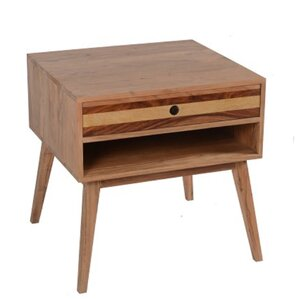 Beltran End Table by Union Rustic