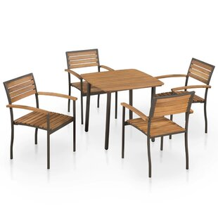 Beardsley 4 Seater Dining Set By Sol 72 Outdoor