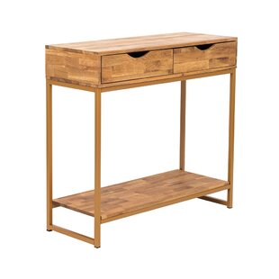 Bellago Console Table By Mercury Row