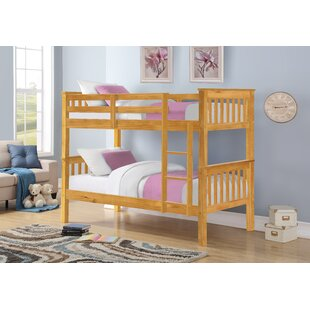 Marvin Single Bunk Bed By Harriet Bee