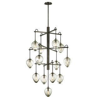 Williston Forge Hathorn 13-Light Sputnik Chandelier