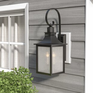 Laurel Foundry Modern Farmhouse Charmaine Outdoor Wall Lantern
