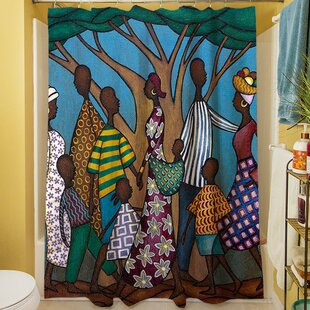 Great choice Family Tree Shower Curtain ByManual Woodworkers & Weavers