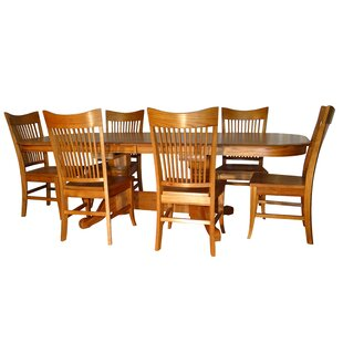 Sapphire 7 Piece Dining Set August Grove