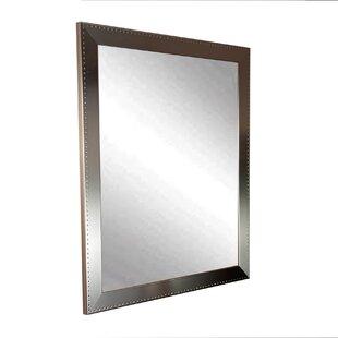 Grand Hotel Powder Room Design Bathroom/Vanity Wall Mirror