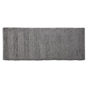 Oldbury Braided Chenille-Loop Oversized Bath Rug