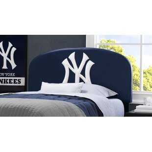 Twin Upholstered Panel Headboard by Delta Children