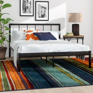 Dubois Full Platform Bed by Alwyn Home