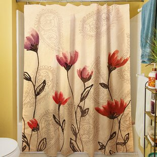 Comparison Keziah Shower Curtain By Winston Porter