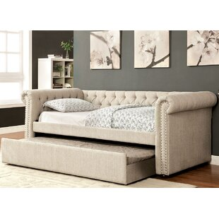 day size trundle bed leona daybed wayfair with keyword full