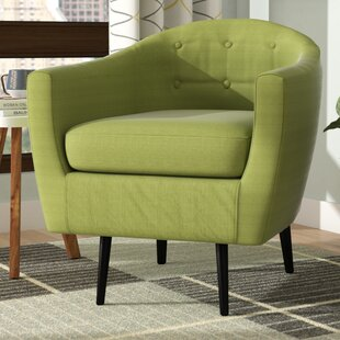 Shopping for Uribe Barrel Chair by George Oliver Reviews (2019) & Buyer's Guide
