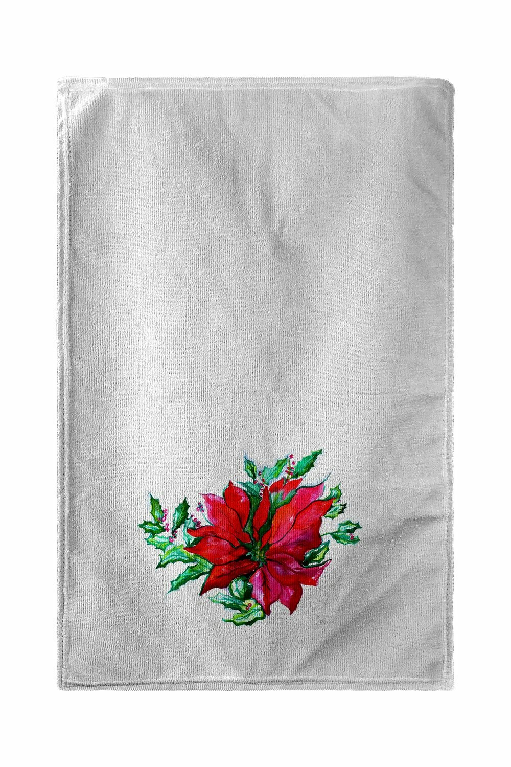 Bay Isle Home Bookout Poinsettia Beach Towel Wayfair