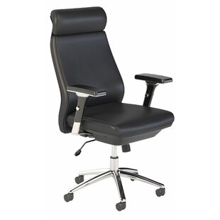 Quiroz High Back Leather Executive Chair