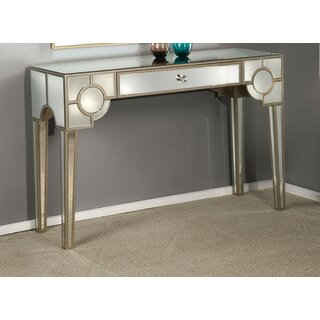 "Romy 47"" Console Table by Rosdorf Park SKU:CE741159 Shop"
