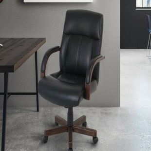 Haugen Executive Chair by Red Barrel Studio Great price