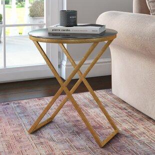 Birrell End Table by Willa Arlo Interiors
