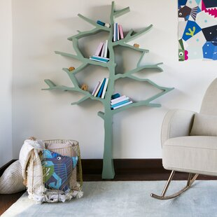 Great choice Tree 63 Bookcase by Nursery works Reviews (2019) & Buyer's Guide