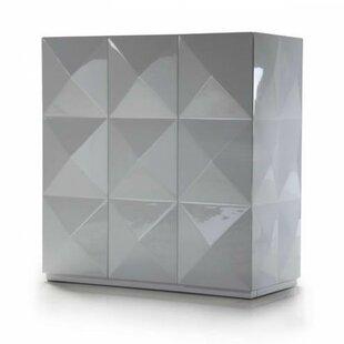 Versus Eva 3 Door Accent Cabinet by VIG Furniture