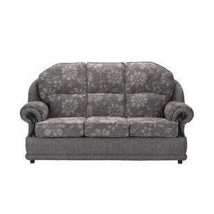 America 3 Seater Sofa By Ophelia & Co.