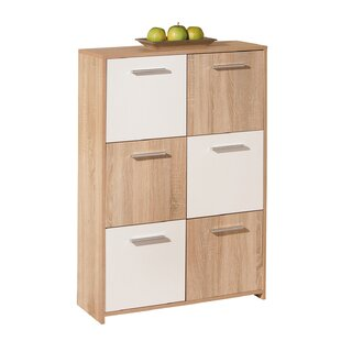 Levine 6 Drawer Chest By Mercury Row