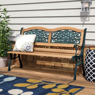 Atkins Outdoor Patio Park Bench