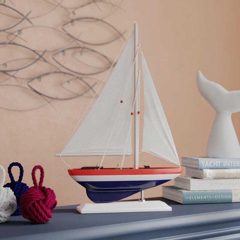 Ryann Sailer Model Yacht
