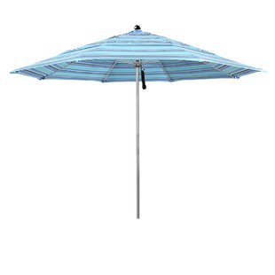 McKenney 11' Market Umbrella By Darby Home Co
