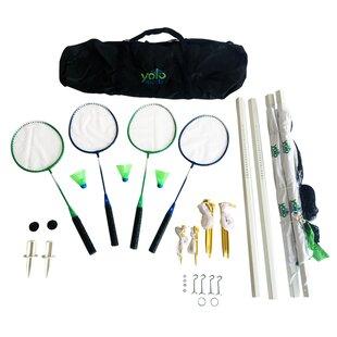 Yolo Sports Badminton Set