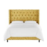 Napavine Upholstered Standard Bed by Canora Grey