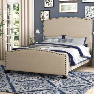 Birch Lane™ Upholstered Panel Bed