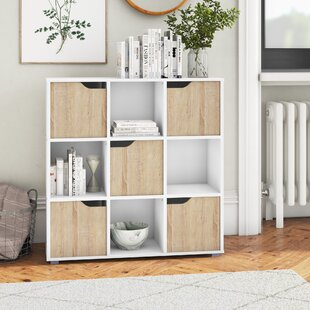 Searfoss Bookcase By 17 Stories
