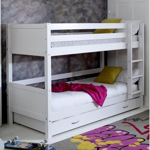 Booth European Single Bunk Bed By Harriet Bee