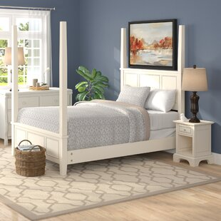 Price Check Parks Four Poster 2 Piece Bedroom Set By Birch Lane™