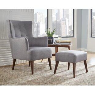 Binegar Wingback Chair by Red Barrel Studio