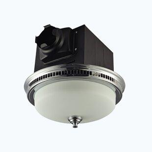 Compare prices 110 CFM Bathroom Fan with Light ByLift Bridge Kitchen & Bath