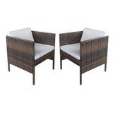 Modern & Contemporary Indoor Wicker Chairs   AllModern