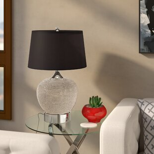 Sely Beaded 28 Table Lamp