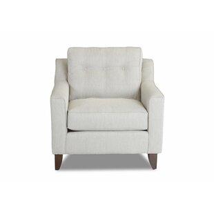 Wayfair Custom Upholstery™ Logan Armchair