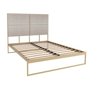 Free S&H Euclid Bed Frame