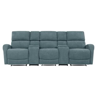 Sturtz Reclining Sofa (Set of 5) Winston Porter