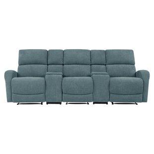 Sturtz Reclining Sofa by Winston Porter