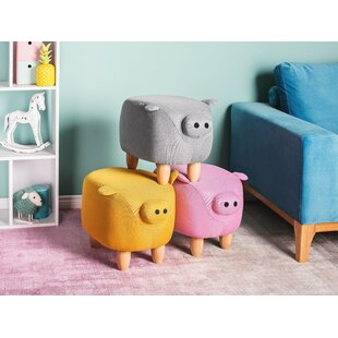 Deegan Children's Stool By Zoomie Kids