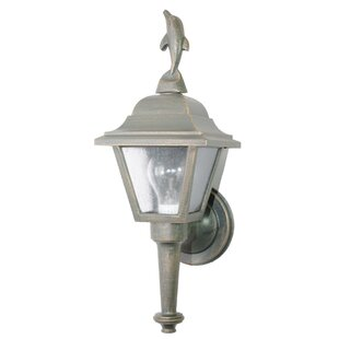Purchase Penfield 1-Light Outdoor Sconce By Alcott Hill